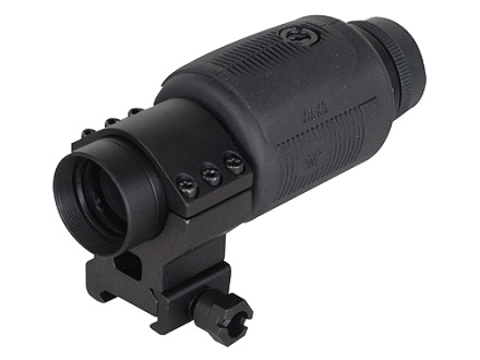 Vortex VXM3 Magnifier 30mm Tube 3x Matte with Ring Mount