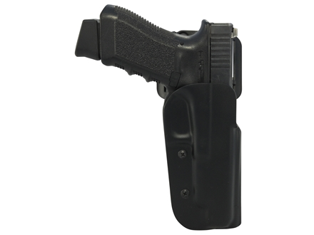 Blade-Tech DOH Dropped and Offset Holster Right Hand Glock 34, 35 ASR Black