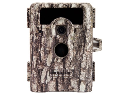 Moultrie D-555i Black Flash Infrared Game Camera 8.0 Megapixel with Viewing Screen Moultrie Camo