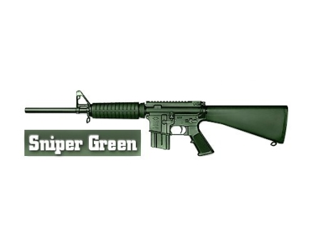 Lauer DuraCoat Firearm Finish Sniper Green 8 oz