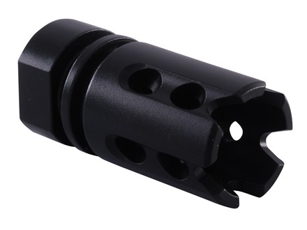 "Daniel Defense Superior Suppression Device Flash Hider 1/2""-28 Thread AR-15 Steel Matte"