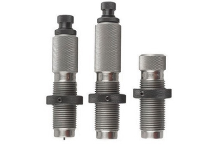Redding Type S Bushing 3-Die Neck Sizer Set 257 Weatherby Magnum