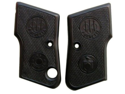 Vintage Gun Grips Beretta Jetfire 25 ACP Polymer Black