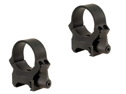 Leupold 30mm QRW Quick-Release Weaver-Style Rings Matte High