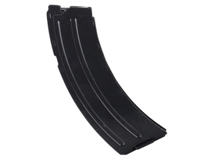 GPC Magazine Remington 511, 513, 521 22 Long Rifle 15-Round Steel Black