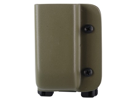Blade-Tech Single Magazine Pouch Right Hand Double Stack Magazines Tek-Lok Kydex Olive Drab