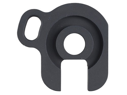 GG&G Loop End Plate Sling Mount Adapter Mossberg 500, 590 12 Gauge Right Hand Aluminum Matte