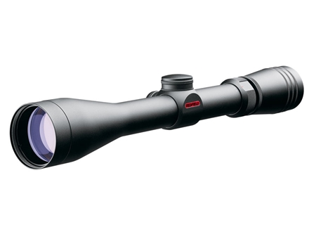Redfield Revolution Rifle Scope 4-12x 40mm 4-Plex Reticle Matte