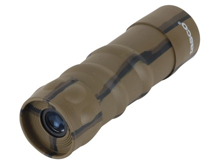 Tasco Monocular 10x 25mm Rubber Armored Camo