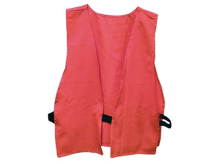 Primos Hunter's Safety Vest Polyester Blaze Orange One Size