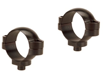Leupold 30mm Quick-Release Rings Gloss Medium