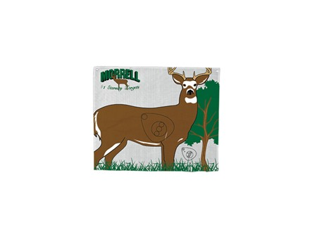 Morrell Polypropylene Archery Target Face Whitetail