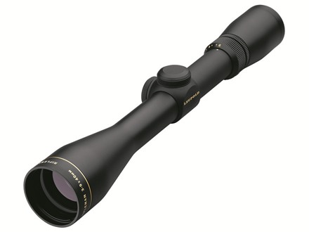 Leupold Rifleman Rifle Scope 3-9x 40mm Wide Duplex Reticle Matte