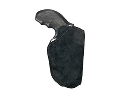 Safariland 25 Inside-the-Pocket Holster Right Hand Colt Detective Special, Ruger SP101, S&amp;W J-Frame, Taurus M-85 Laminate Black