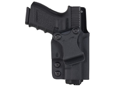 "Comp-Tac Infidel Inside the Waistband Holster with Infidel Belt Clip 1.5"" Right Hand 1911 Kydex Black"
