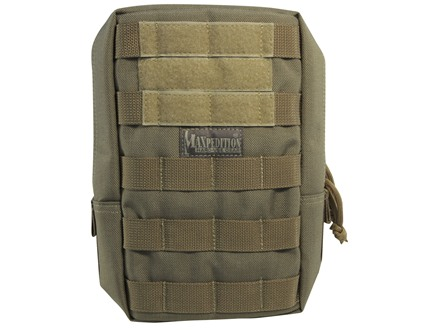 Maxpedition Padded Pouch 6&quot; x 9&quot; Nylon Khaki