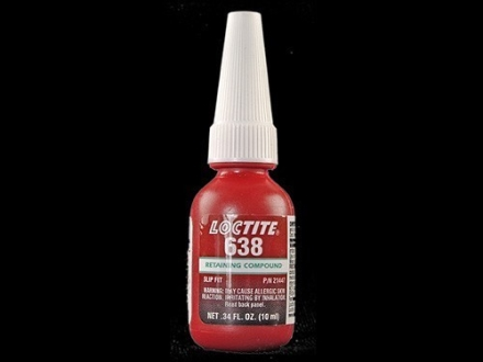 Loctite 638 Retaining Compound 10 ml