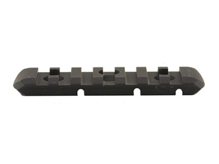 "Mesa Tactical Telescoping Stock Adapter Mount Standard Profile Picatinny Rail 3-1/2"" Length Aluminum Matte"