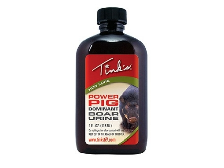 Tink's Power Pig Dominant Boar Urine Hog Scent Liquid 4 oz