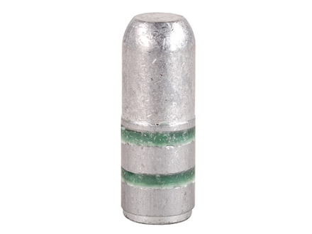 Hunters Supply Hard Cast Bullets 45 Caliber (459 Diameter) 525 Grain Lead Flat Nose