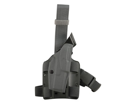 Safariland 6354 ALS Tactical Drop Leg Holster Right Hand Glock 17, 22, 31 Polymer Foliage Green
