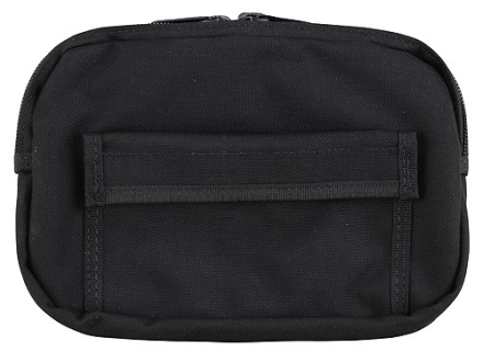 "BlackHawk Belt Pouch Holster (8-3/4"" Wide x 7"" High x 1-5/8"" Thick) Revolver, Medium, Large Frame Semi-Automatic 4"" Barrel Nylon Black"