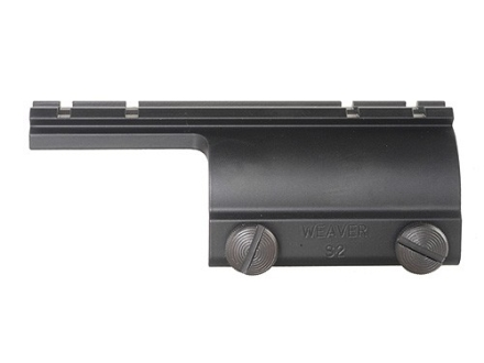 Weaver Convert-A-Mount See-Under Bracket Winchester, Mossberg, Ithaca Matte