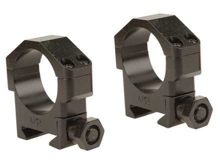 Badger Ordnance Picatinny-Style 30mm Maximized Rings Matte Medium