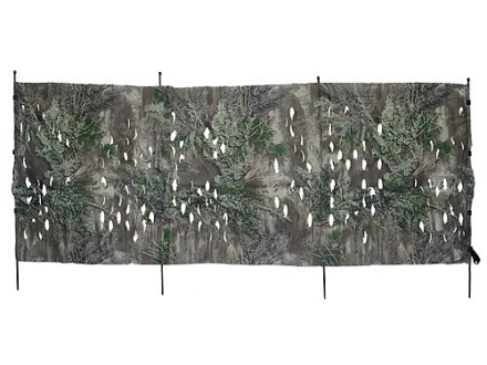 "Hunter's Specialties Portable Ground Blind 12' x 27"" Polyester"