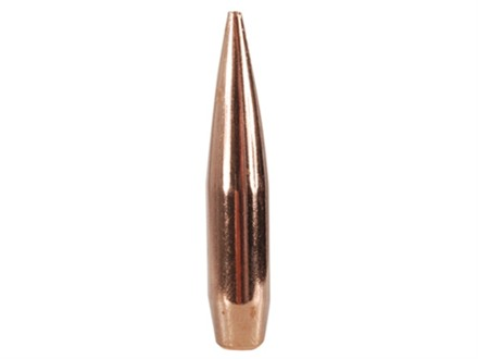Berger Hunting Bullets 264 Caliber, 6.5mm (264 Diameter) 130 Grain VLD Hollow Point Boat Tail