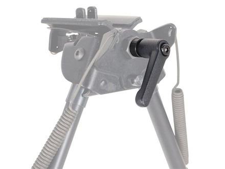 Alpha-Bravo Bipod Lock for Harris S Model Bipods Long Straight Zinc Handle
