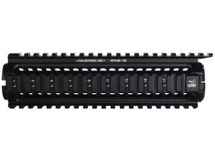 Mako NFR Free Float Handguard Quad Rail AR-15 Matte