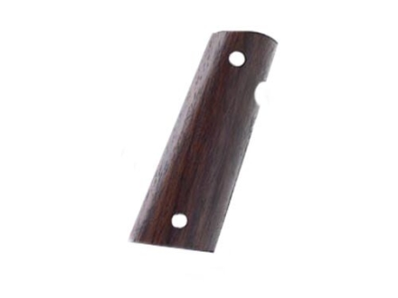 Hogue Fancy Hardwood Grips 1911 Government, Commander with Extended Magazine Well Rosewood