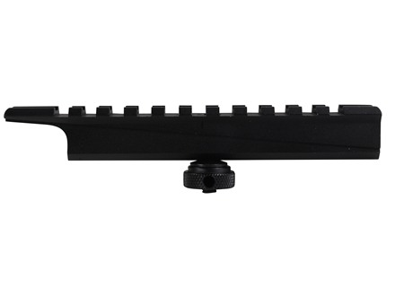 Leapers UTG Weaver-Style Carry Handle Mount 11 Slot AR-15 Matte