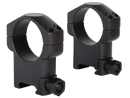 Leupold 34mm Mark 4 Picatinny-Style Rings Matte Super High
