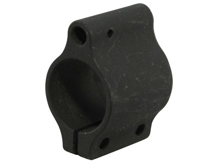 "Daniel Defense Low Profile Gas Block Clamp-On AR-15, LR-308 Standard Barrel .750"" Inside Diameter Steel Matte"