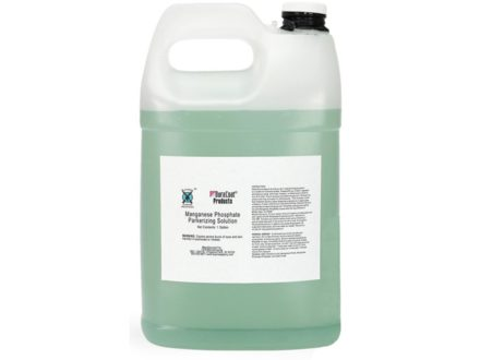 Lauer Manganese Phosphate Parkerizing Solution 1 Gallon Liquid