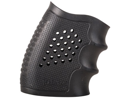 Pachmayr Tactical Grip Glove Slip-On Grip Sleeve S&W M&P Rubber Black