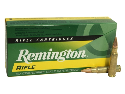 Remington Express Ammunition 6.8mm Remington SPC 115 Grain Hollow Point Boat Tail Box of 20