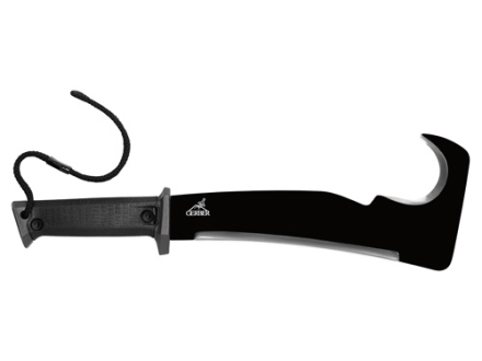 "Gerber Machete Pro 10.5 "" Machete 1075 Cold Press Steel Blade Gator Grip Handle Black"