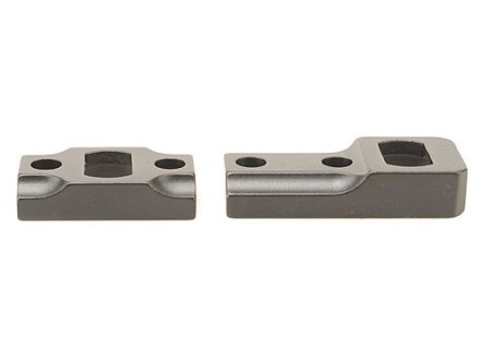 Leupold 2-Piece Dual-Dovetail Scope Base Weatherby Mark V, Vanguard, Howa 1500 Matte