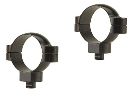 Leupold 30mm Quick-Release Rings Gloss High