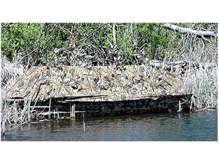 Beavertail 1800 Boat Blind Nylon