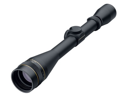 Leupold VX-2 Rifle Scope 4-12x 40mm Adjustable Objective LR Duplex Reticle Matte