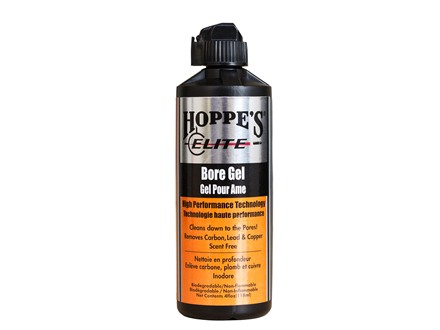 Hoppe's Elite Bore Cleaning Solvent 4 oz Gel