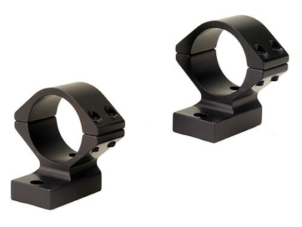 "Talley Lightweight 2-Piece Scope Mounts with Integral 1"" Rings Tikka Matte Low"
