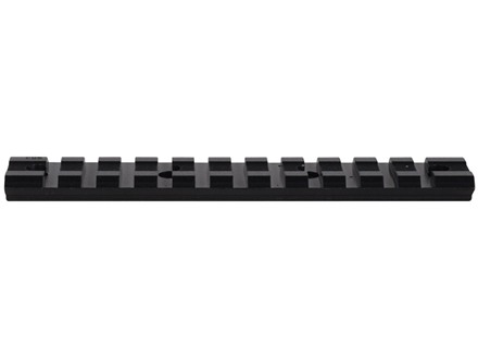Weaver 1-Piece Multi-Slot Weaver-Style Base Remington 870, 11-87 Matte