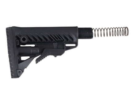 Mako GLR16 Buttstock Assembly 6-Position Collapsible AR-15 Carbine Synthetic
