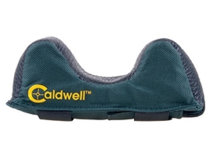 Caldwell Universal Deluxe Varmint Forend Front Shooting Rest Bag Medium Nylon and Leather Unfilled