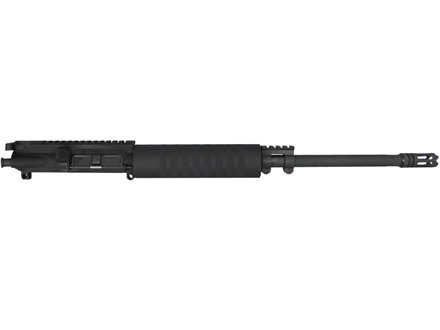 "Yankee Hill AR-15 Entry Carbine Upper Assembly 5.56x45mm NATO 1 in 7"" Twist 16"" Barrel Chrome Lined with Free Float Handguard, Flash Hider"